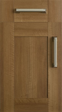 5 Piece Door - Tuscany/Medium Walnut