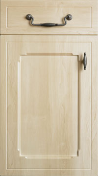 PVC Door - Zurich/Montana Oak