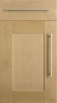 Solid Door - Shaker/Solid Birch