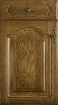 Solid Door - Lisbon/Solid Oak